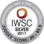 Silver Medal - International Wine & Spirit Competition 2017