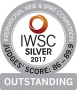 Silver Outstanding Medal - International Wine & Spirit Competition 2017