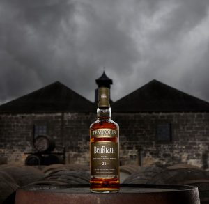 BenRiach Temporis Aged 21 Years