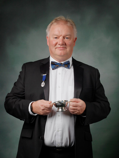 Alan McConnochie Keeper of the Quaich